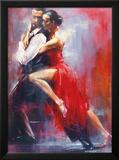 Tango Nuevo I Poster par Pedro Alverez