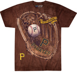 MLB: Pittsburg Pirates- Logo Glove Shirts