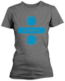 Women's: Ed Sheeran- Divide Logo Magliette