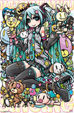Hatsune Miku- Crazy Plush Collection Prints