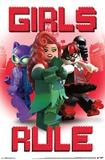 Lego Batman- Girls Print