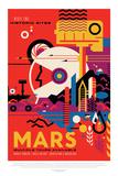 NASA/JPL: Visions Of The Future - Mars Foto