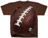 NFL: Arizona Cardinals- Kickoff T-skjorter
