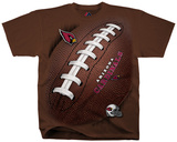 NFL: Arizona Cardinals- Kickoff T-shirts