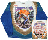 Long Sleeve: Grateful Dead- Banjo (Front/Back) Long Sleeves