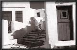 Sifnos, Grece Prints by Henri Cartier-Bresson