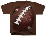 NFL: San Francisco 49Ers- Kickoff T-skjorter