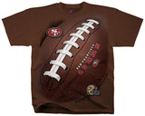 NFL: San Francisco 49Ers- Kickoff T-paidat