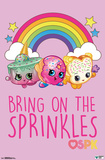 Shopkins- Bring on the Sprinkles Posters
