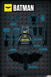 Lego Batman- Graphic Posters