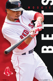 MLB: Boston Red Sox- Mookie Betts Prints