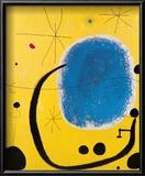L'Oro dell' Azzurro Plakat av Joan Miró