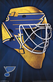 St. Louis Blues- Mask 17 Posters