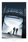 NASA/JPL: Visions Of The Future - Ceres Fotografia