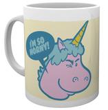 Unicorns - Horny Mug Taza