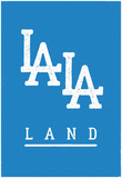 LALA Land Blues Prints