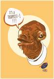 It's a Trappist-1!!! Affiches