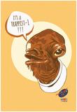 It's a Trappist-1!!! Kunstdrucke
