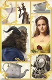 Beauty & The Beast- Group Prints