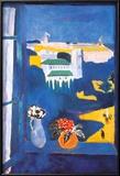 Fenêtre à Tanger Affiche par Henri Matisse