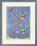 Bleu de ciel (Kandinsky) affiches sur AllPosters.fr