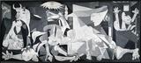 Guernica, 1937 Plakat av Pablo Picasso