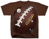 NFL: Pittsburg Steelers- Kickoff Skjorter
