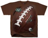 NFL: New York Jets- Kickoff T-skjorter