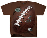 NFL: New York Jets- Kickoff T-shirts