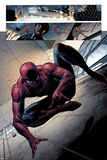The Clone Conspiracy 1 Panel Featuring Spider-Man Prints by Jim Cheung