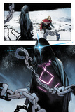 The Unworthy Thor 1 Panel Featuring The Unseen, Thor Posters by Olivier Coipel