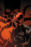 Captain America: Steve Rogers 4 Panel Featuring Red Skull Posters by Javier Pina