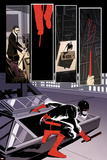 Daredevil 10 Panel Featuring Matt Murdock, Daredevil Posters by Ron Garney