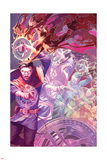 Doctor Strange 11 Variant Cover Art Prints by Jamal Campbell