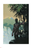 Black Panther 5 Variant Cover Art Prints by Esad Ribic