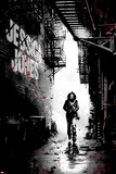 Jessica Jones 1 Variant Cover Art Featuring Jessica Jones Affiches par David Aja