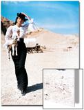 Vogue - June 2001 Wall Art by Arthur Elgort