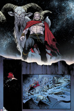 The Unworthy Thor 1 Panel Featuring Thor Prints by Olivier Coipel