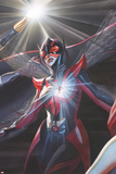 All-New, All-Different Avengers 14 Cover Art Featuring Wasp Posters by Alex Ross