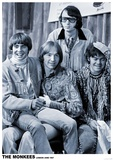 The Monkees- London June 1967 Affiches