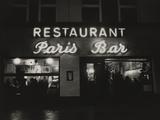 Vogue - October 1985 - Paris Restaurant in Berlin Metal Print by Dominique Nabokov