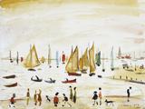 Yachts, 1959 Prints