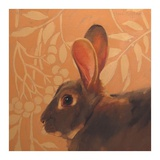 The Hare Art by Diane Hoeptner