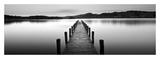 Lake Pier Posters by  PhotoINC Studio