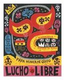 El Fuerte Print by Jorge R. Gutierrez