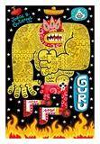Guru Prints by Jorge R. Gutierrez