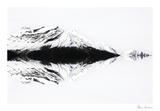 Mountain Pattern Limitierte Auflage von Irene Suchocki
