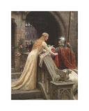 God Speed Premium Giclee Print by Edmund Blair Leighton