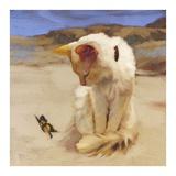 Eye on Butterfly V Plakater af Diane Hoeptner