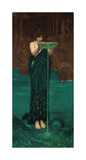 Circe Invidiosa, 1892 Premium Giclee Print by John William Waterhouse